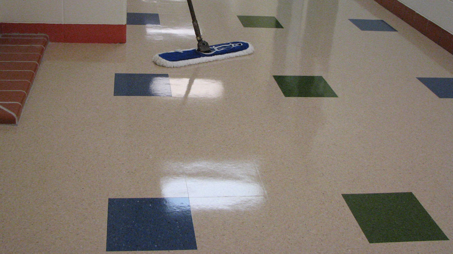 Floor Stripping And Waxing Katy Commercial Janitorial